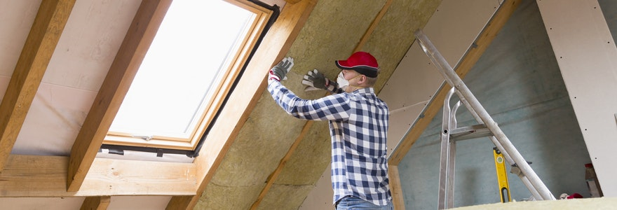 isoler les plafonds de vos sous-sols