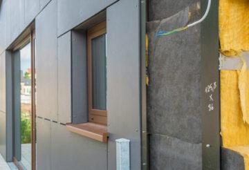 moderniser la façade